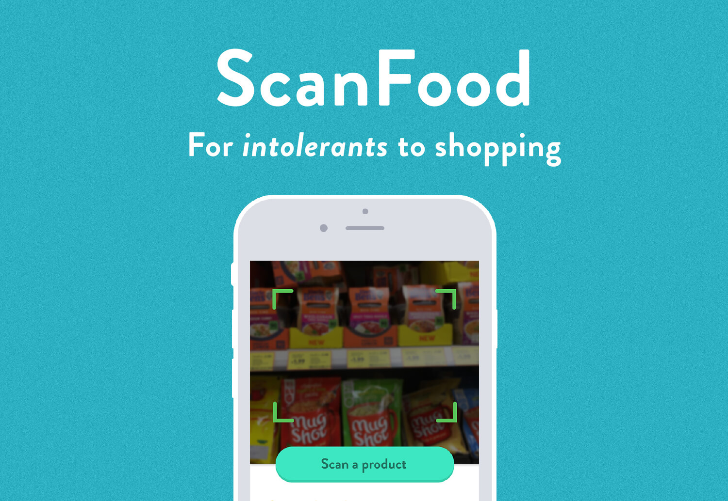 Scanfood app