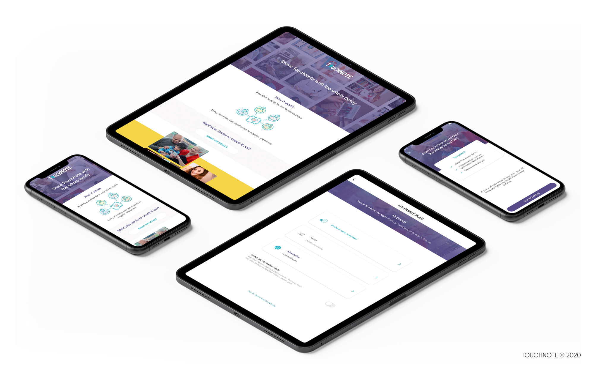 Family plans multi platform